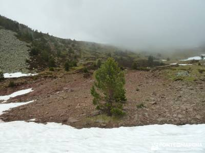 Lagunas de Neila;foro senderismo;embalse de pinilla;parque natural fuentes carrionas